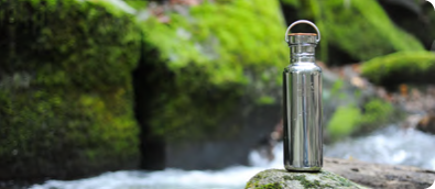 Eco-Friendly, Reusable, Recyclable Bottles